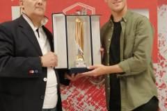 Premiazione Trofeo Miglior Grifone 2018-2019